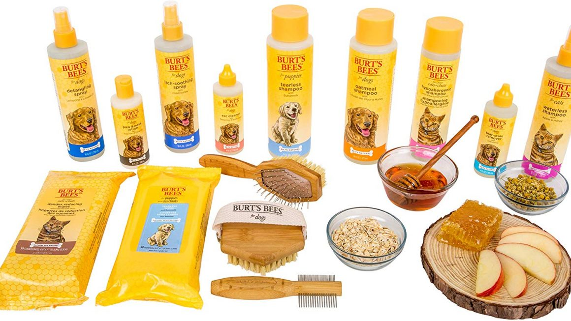 Expired:Burt's Bees for Dogs – Amazon Deals