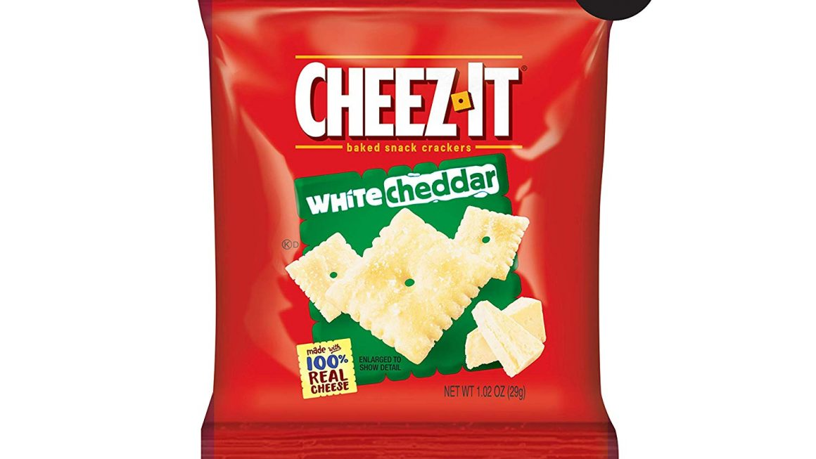 Expired:Cheez-it Baked Snacks