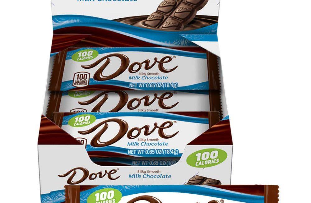 Expired:Dove 100 Calorie Milk Chocolate