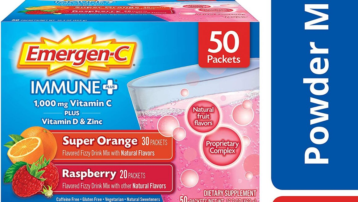 Expired:Amazon has Emergen-C for less than in store