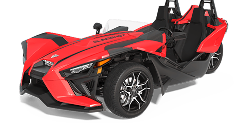 Expired: 2020 Polaris Slingshot Sweepstakes