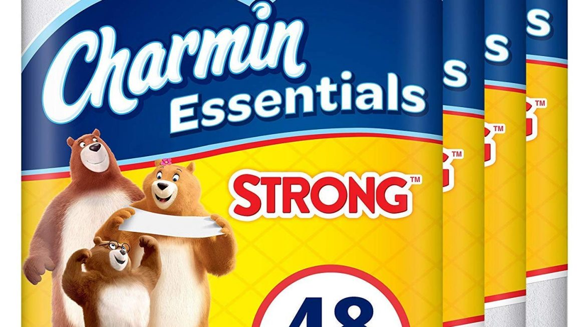 Expired:Charmin Essentials