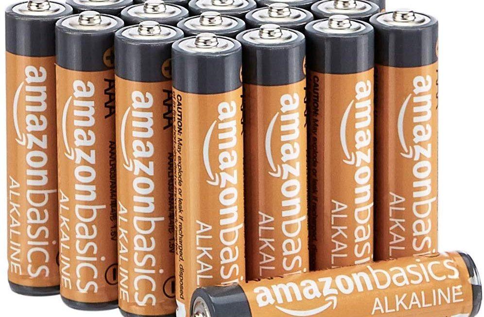 Expired:AmazonBasics Alkaline Batteries