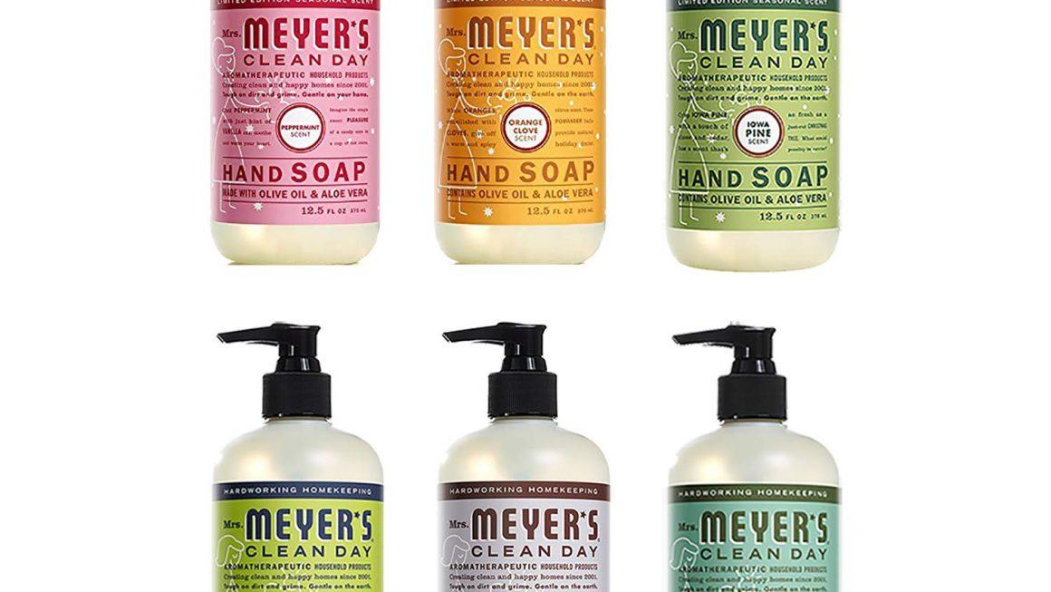 Expired:Mrs. Meyer's Hand Soap