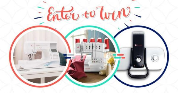 Expired: Singer Sewing Machine Sweepstakes