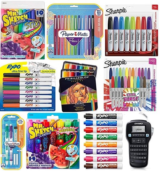 Expired:New Promo Save $10.00 on orders $25.00+Sharpie, Dymo, Etc.
