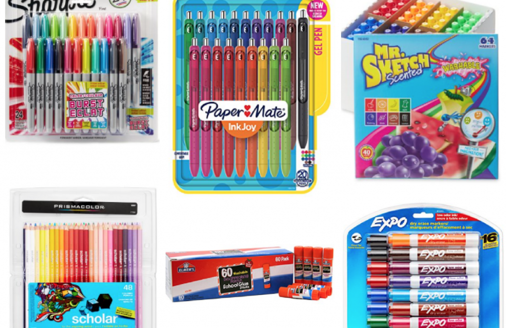Expired:Save $5 off $15 purchase on PaperMate, Sharpie, Expo and more