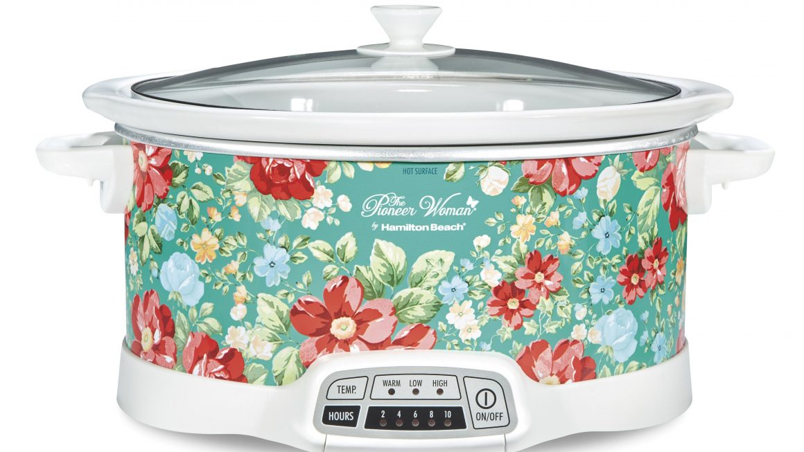Pioneer Woman Slow Cooker