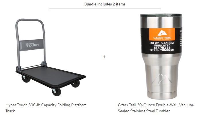 Walmart Bundle