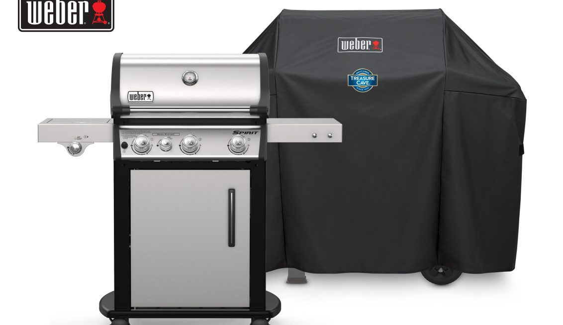 Expired: Treasure Cave Great Grilling Sweepstakes