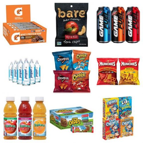 Expired:Prime Snack Deals
