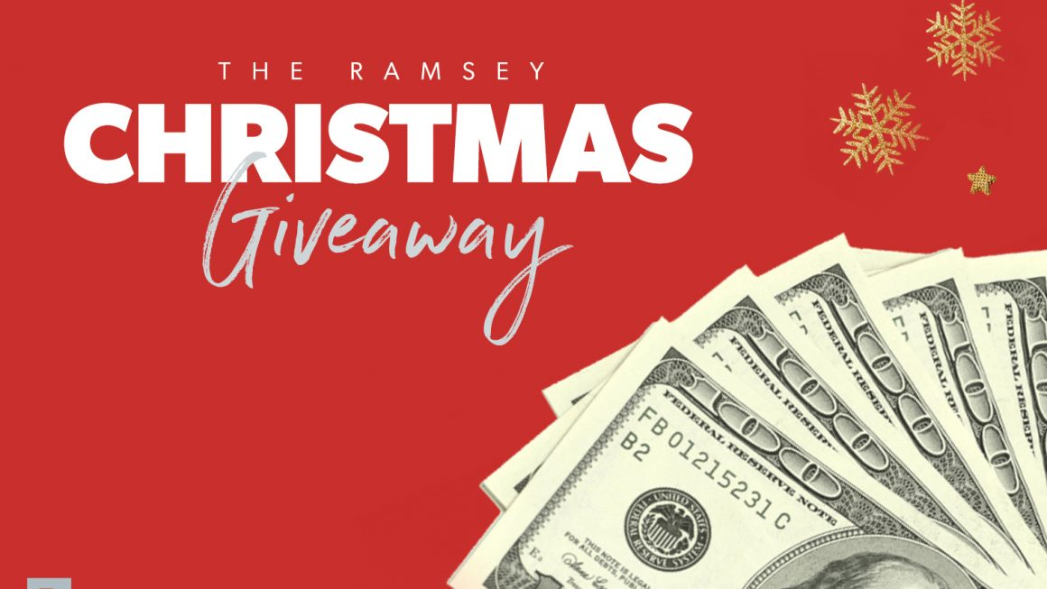 Expired: Ramsey Christmas Giveaway