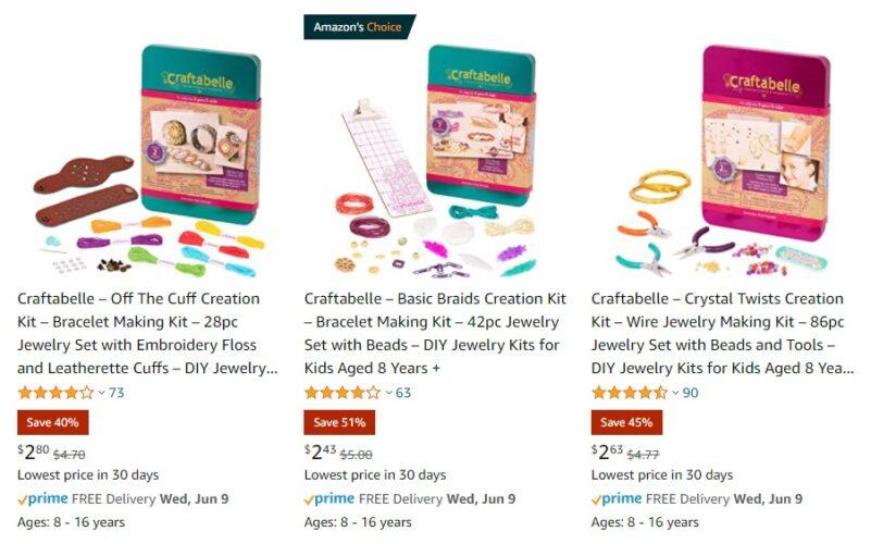 Craft Kit Deals